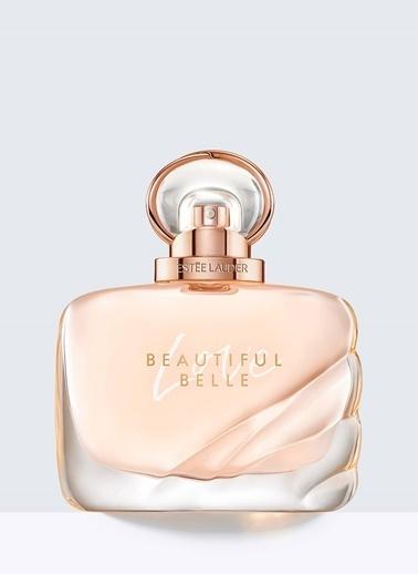 Estée Lauder Estã©E Lauder Beautiful Belle Love Edp 50 Ml Türk Gülleri Ve Vanilya Aromalı Kadın Parfüm Renksiz